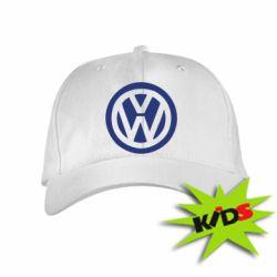 Детская кепка Volkswagen - PrintSalon