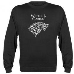 Реглан Winter is coming (Игра престолов) - PrintSalon