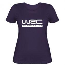 Женская WRC - PrintSalon