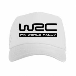 Кепка-тракер WRC - PrintSalon
