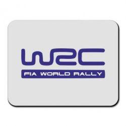 Коврик для мыши WRC - PrintSalon