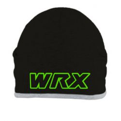 Шапка WRX logo