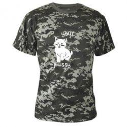 Женские футболки камуфляжные с принтами  купить в Киеве с доставкой ... 05756b6f10240