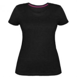 Жіночі преміум футболки